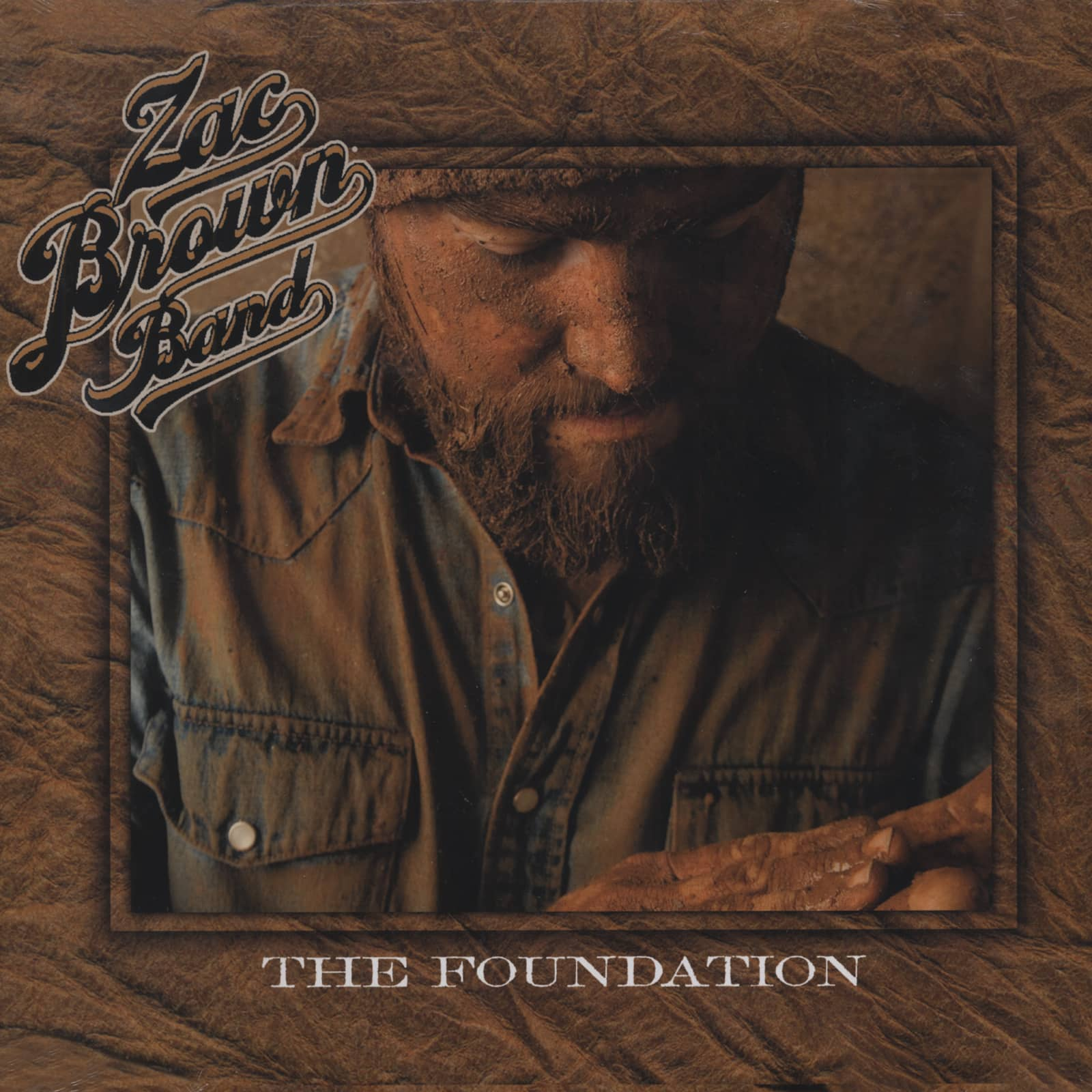 Zac Brown Band Lp The Foundation Bear Family Records