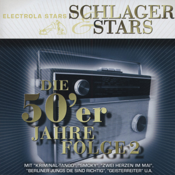 Electrola Stars - Die 50'er Jahre - Folge 2 (CD)