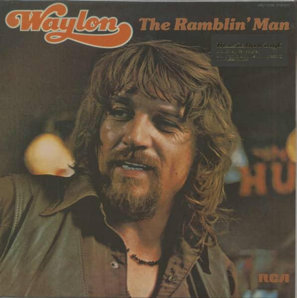 The Ramblin' Man (LP, 180g Vinyl)