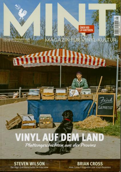 Mint Magazin #28, 05/19