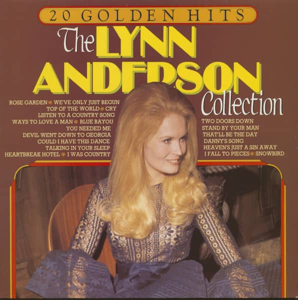 20 Golden Hits - The Lynn Anderson Collection (LP)