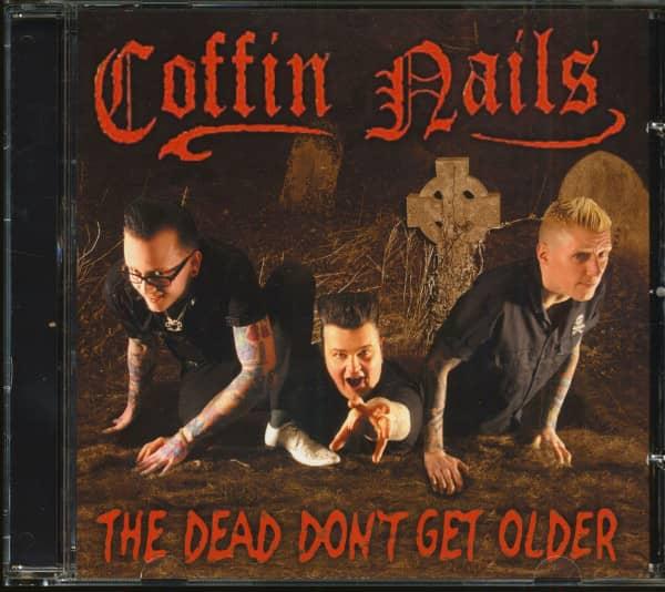 The Dead Don't Get Older (CD)