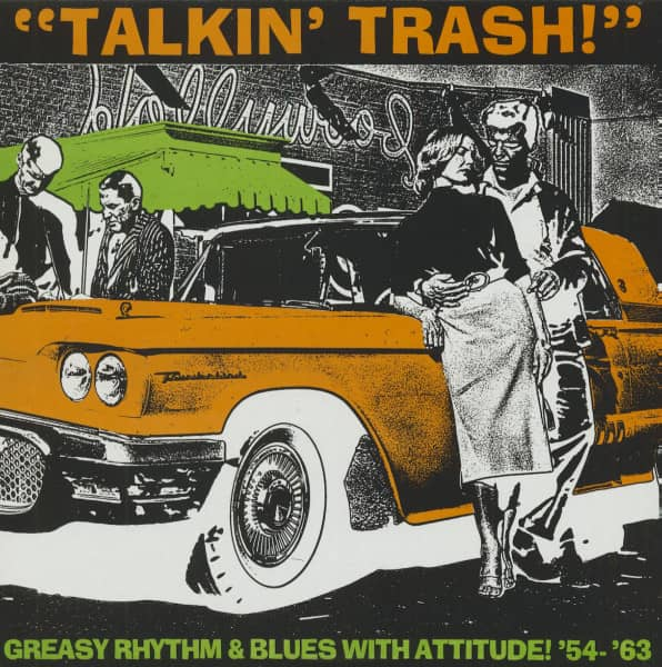 Talkin' Trash (Vinyl)