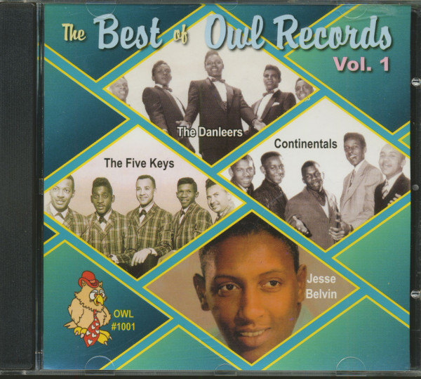 The Best Of Owl Records Vol.1 (CD)