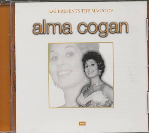 The Magic Of Alma Cogan (CD)