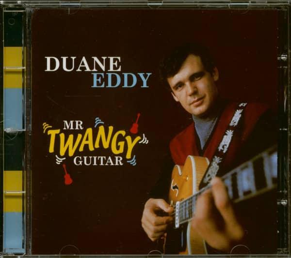 Mr Twangy Guitar (CD)