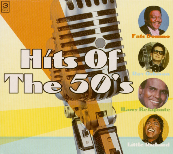 Hits Of The 50's (3-CD)