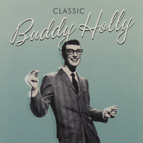 Classic Buddy Holly