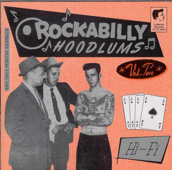 Vol.2, Rockabilly Hoodlums