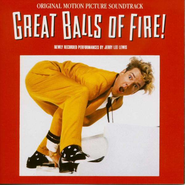 Great Balls Of Fire - Original Soundtrack (CD)