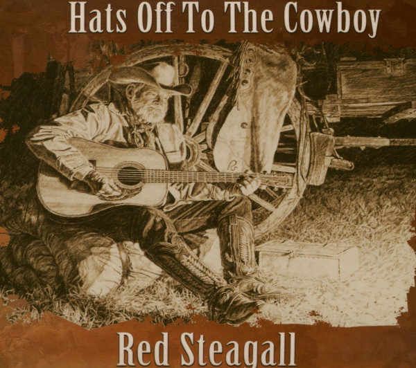 Hats Off To The Cowboy (CD)