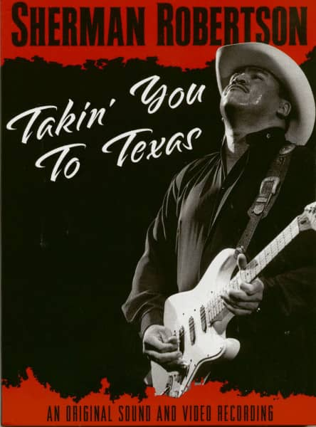 Takin' You To Texas (DVD)