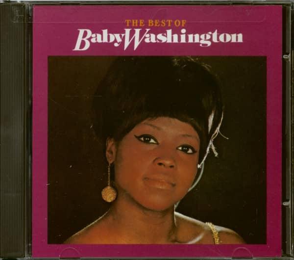 The Best Of Baby Washington (CD)