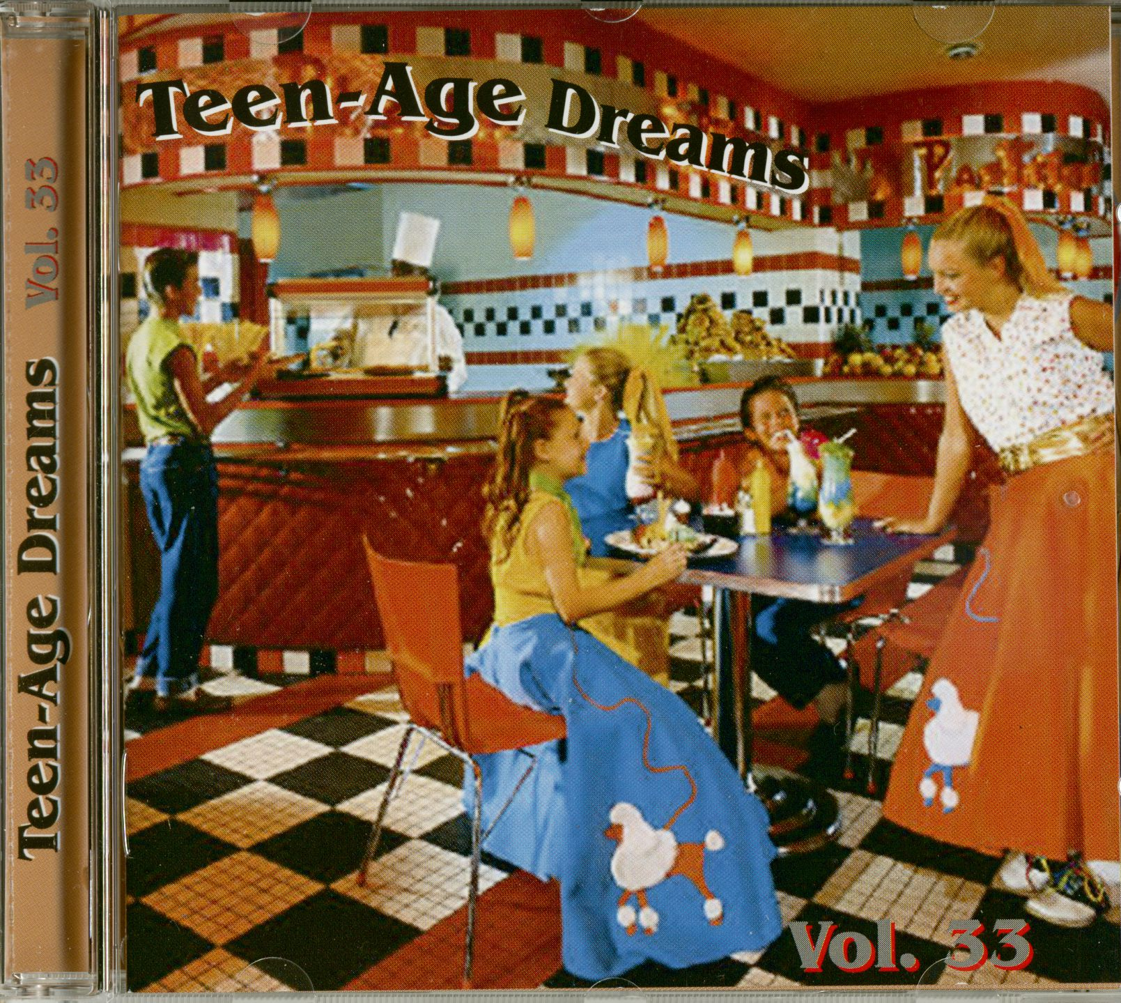 Dvd Teen Dreams Vol 30