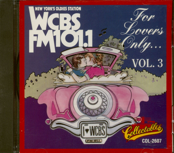 For Lovers Only Vol.3 (CD)