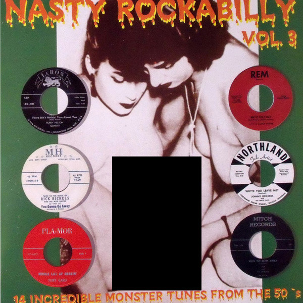 Nasty Rockabilly Vol.3 (Vinyl LP)