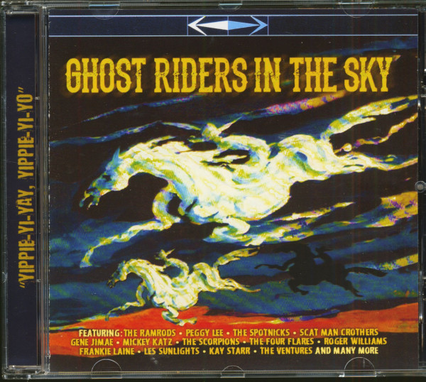 Ghost Riders In The Sky (CD)