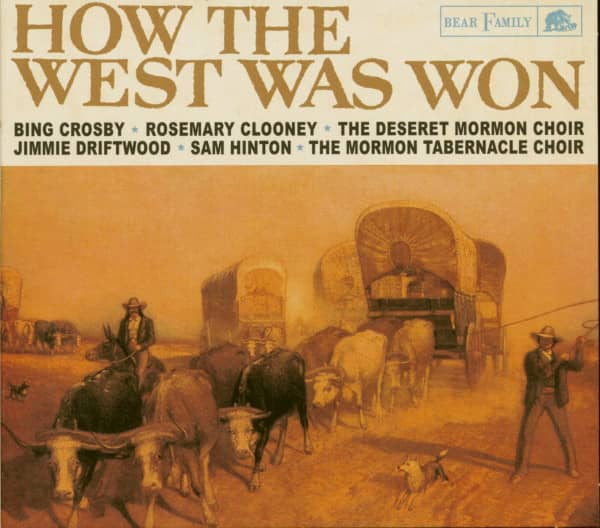 Various - Western How The West Was Won (CD)