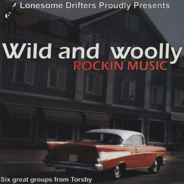 Wild And Wooly Rockin' Music