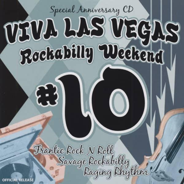 Viva Las Vegas #10 - Anniversary Special