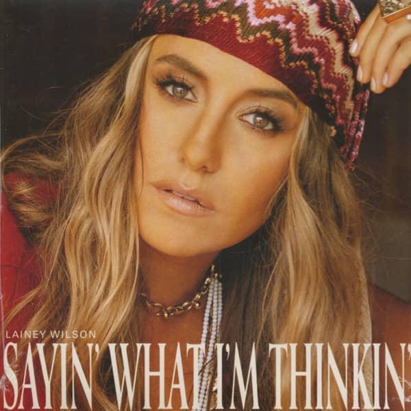 Sayin' What I'm Thinkin' (LP)