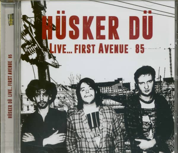 Live... First Avenue 85 (CD)