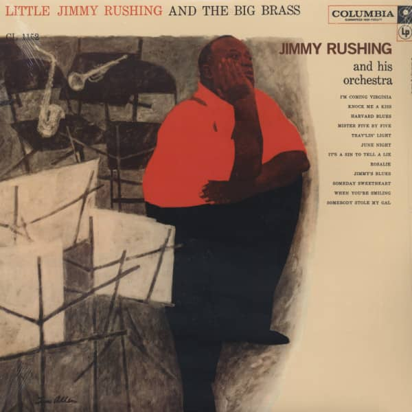 Little Jimmy Rushing & The Big Brass