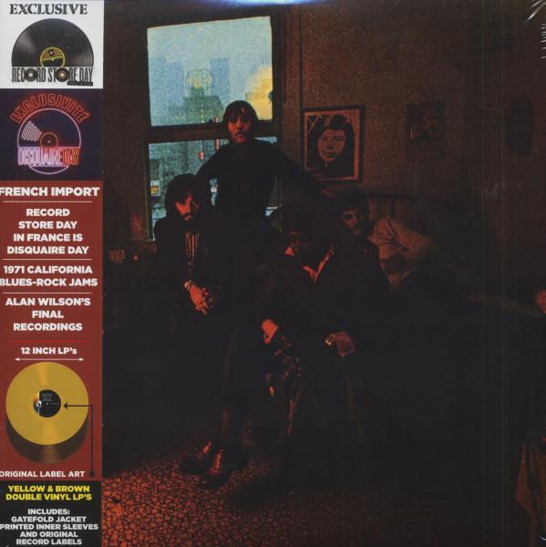 Hooker 'N Heat (2-LP, Colored Vinyl, RSD, Ltd.)