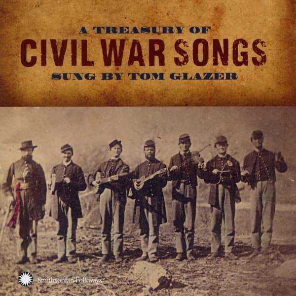 Treasury Of Civil War Songs