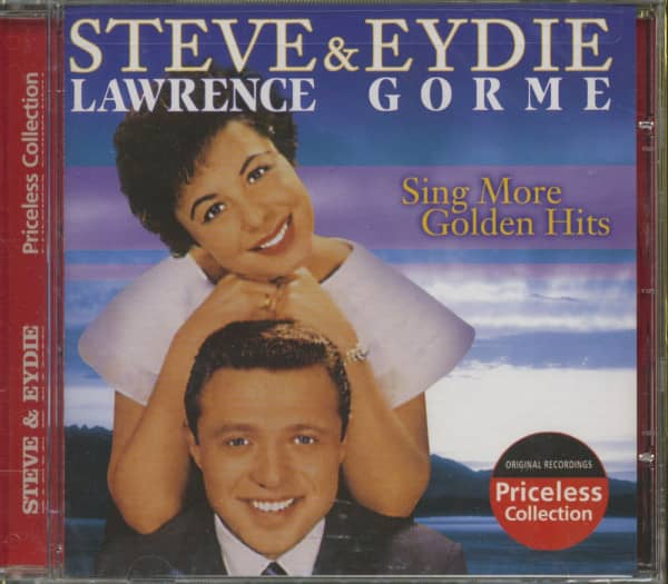 Sing More Golden Hits (CD)