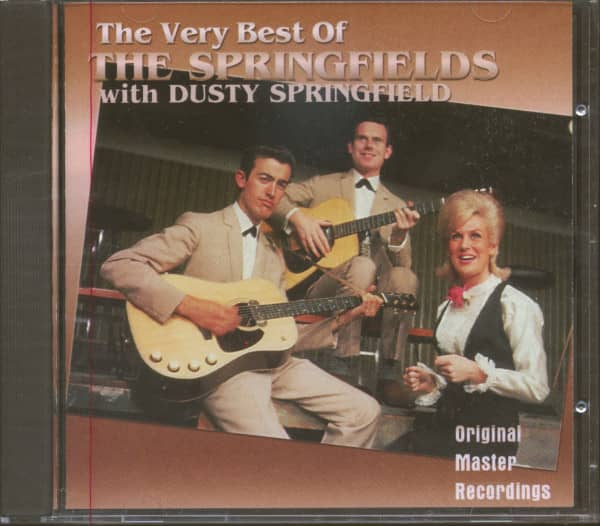 The Very Best Of The Springfields - With Dusty Springfield (CD)