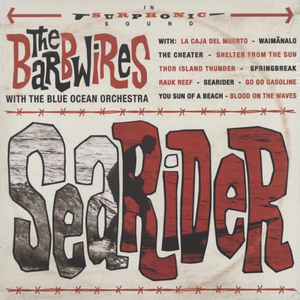 Searider (2013) - High Quality Vinyl