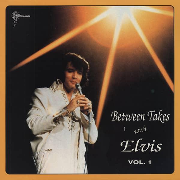 Between Takes With Elvis Vol.1 (LP)