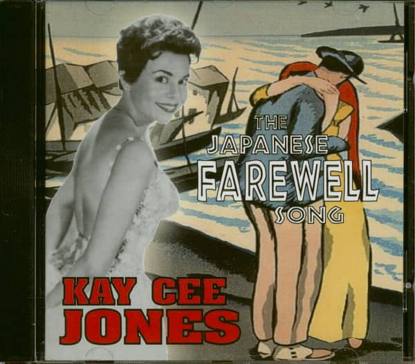 The Japanese Farewell Song (CD)