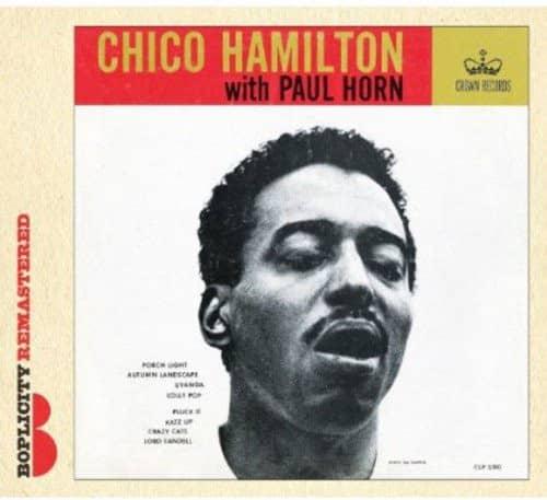 With Paul Horn (CD)