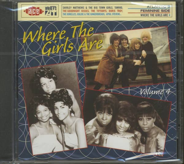 Where The Girls Are Vol.4