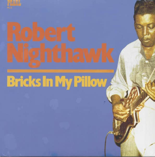 Bricks In My Pillow (LP)