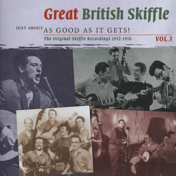 Vol.3, Skiffle - As Good As It Gets (2-CD)