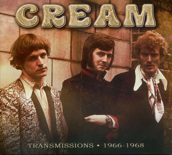 Transmissions 1966 - 1968 (2-CD)