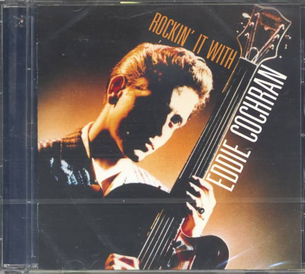 Rockin' It With Eddie Cochran (CD)