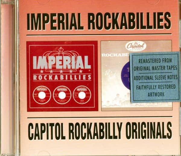 Imperial Rockabillies - Capitol Rockabilly Originals