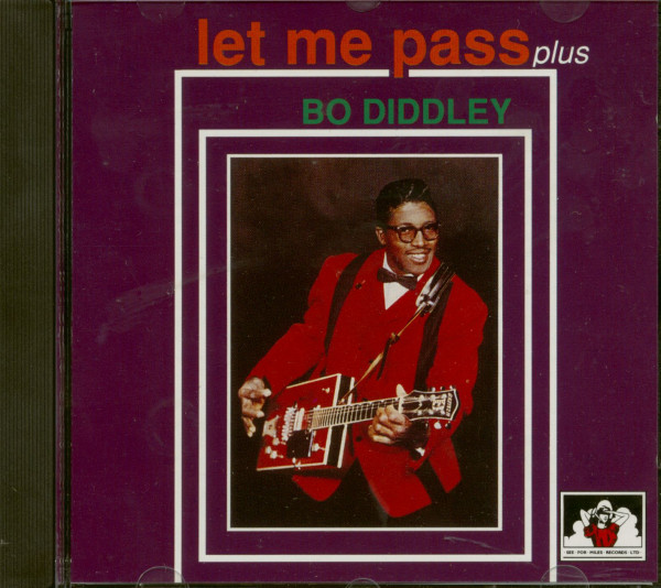 Let Me Pass (CD)