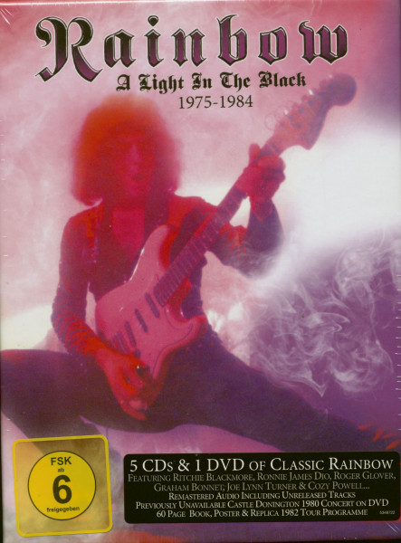 A Light In The Black 1975-1984 (5-CD+DVD Box)