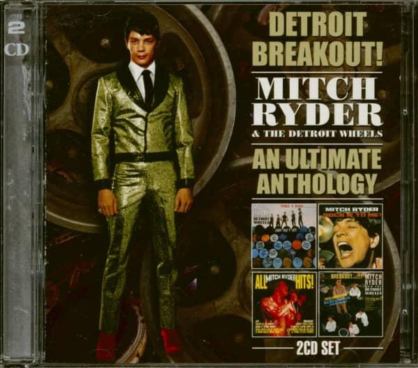 Detroit Breakout - An Ultimate Anthology (2-CD)