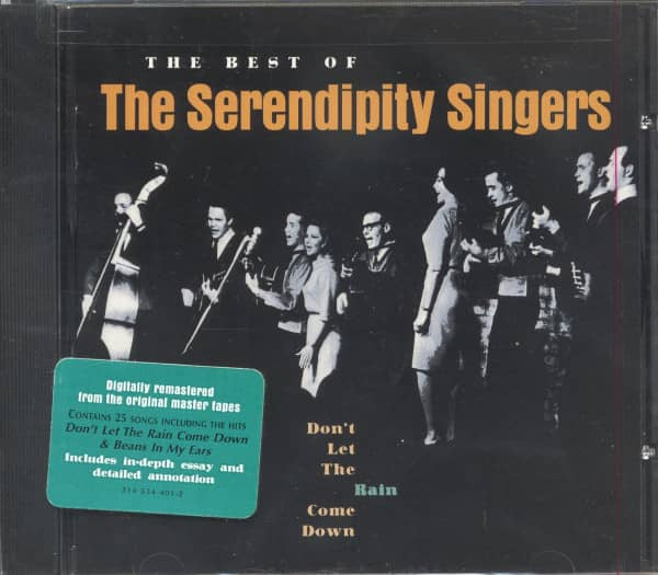 The Very Best Of The Serendipity Singers (CD)