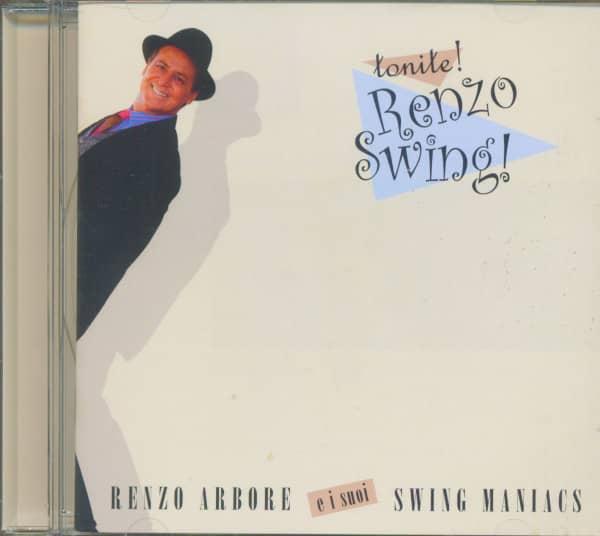 Tonite! Renzo Swing! (CD)