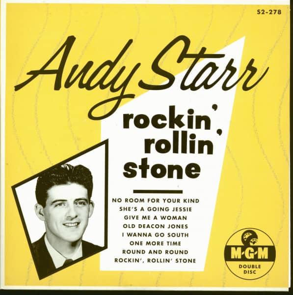 Rockin' Rollin' Stone (2x7inch, EP, 45rpm. PS, Ltd.)