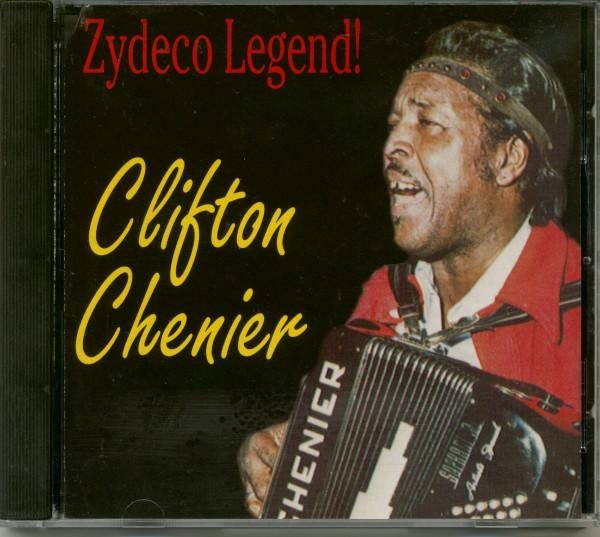 Zydeco Legend (CD)