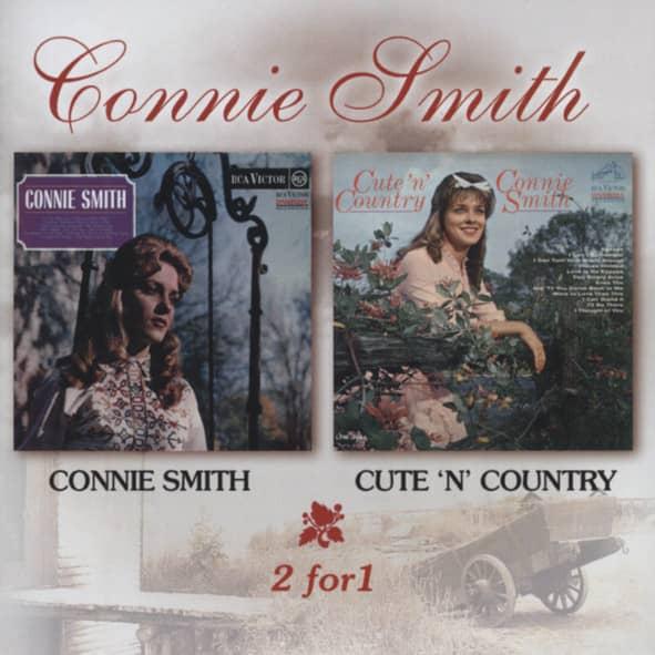 Connie Smith & Cute'n'Country (1965)