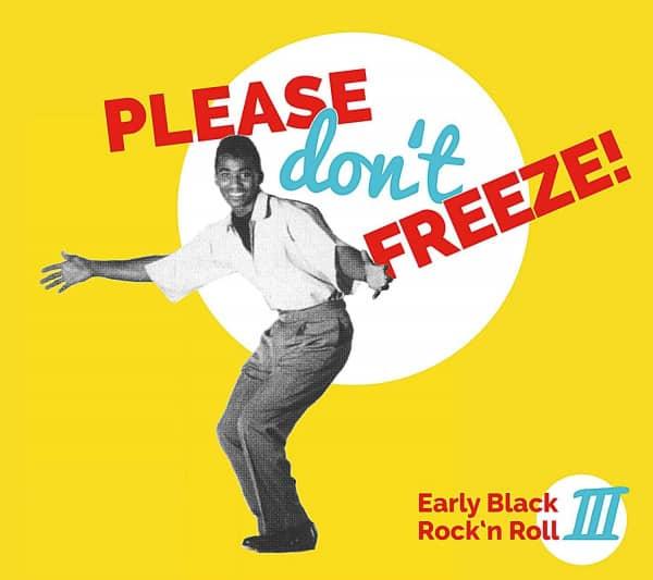 Please Don't Freeze (2-LP)